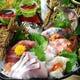 看板商品『喰海盛り』お刺身10種盛り合わせ!毎日市場から厳選品