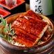 お食事も可能です。海鮮丼・うな丼・天ぷら丼など