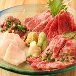 桜肉寿司 馬肉酒場 馬喰ろう(ばくろう) 四日市