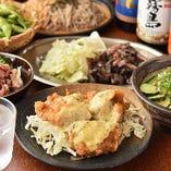 【宴会】 絶品宮崎料理を存分に満喫できる2H飲放付コースが多数