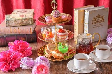 SARAS CAFE & BRASSERIE  コースの画像