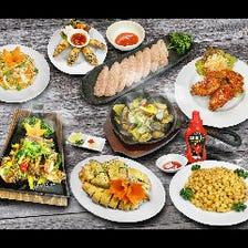 本格的なベトナム料理