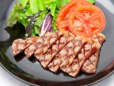 こだわりの逸品 国産牛のステーキ
