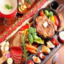 【大特価】和牛 焼き鳥 チーズ 『肉寿司+肉バル料理170種類食べ飲み放題プラン』3H5000⇒4000円