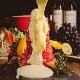 《高崎祭》2種類のcheeseとお肉の肉バルプラン4000円⇒3000円込
