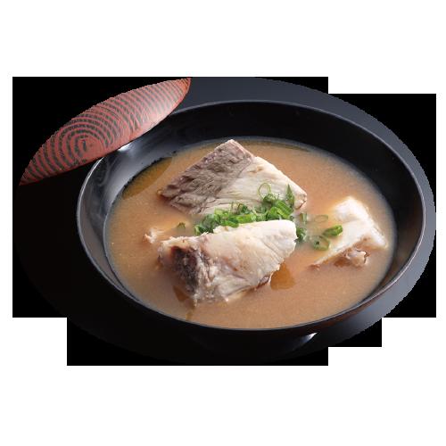 【平日限定】無料で味噌汁サービス