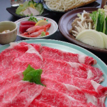 【2時間飲み放題付】九州産直!福岡牛しゃぶ&刺身てんこ盛コース <全7品>