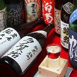 地元岡山のお酒もございます◎