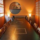 【1階】テーブル席完全個室(~14名様)