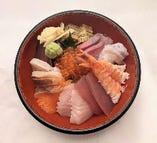 海鮮丼【ダブル】