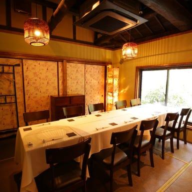 日本料理 段屋  店内の画像