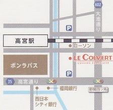 西鉄高宮駅から徒歩2分