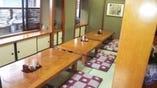 ◆個室◆人数に合わせて10名予約でも個室宴会出来ます。