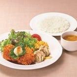 <平日ランチタイム限定> 洋食ランチ