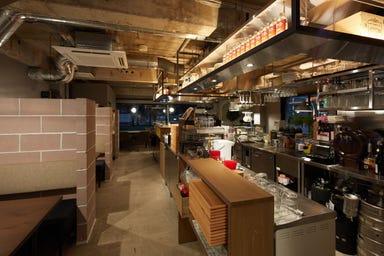 食堂カフェ potto 関目店 店内の画像