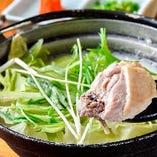 博多水炊き鍋