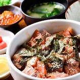 海鮮ひつまぶし定食