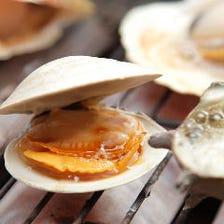 五感に響く美味しさ抜群の浜焼き◎