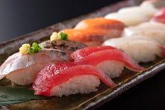 おまかせにぎり鮨8種盛り合わせ