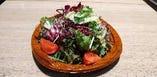 テイクアウト 有機野菜サラダ