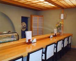 日本料理 新亀家  店内の画像
