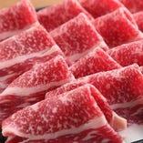 旨味とろけるすき焼き・しゃぶしゃぶ食べ放題1380円~ご用意!