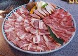 お昼のおまかせ飛騨牛セット・1500円