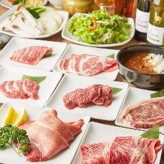 和牛焼肉食べ放題 肉屋の台所 目黒店