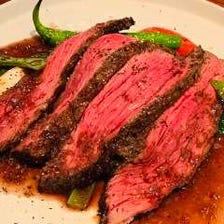 【多彩な肉料理】が自慢のビストロ