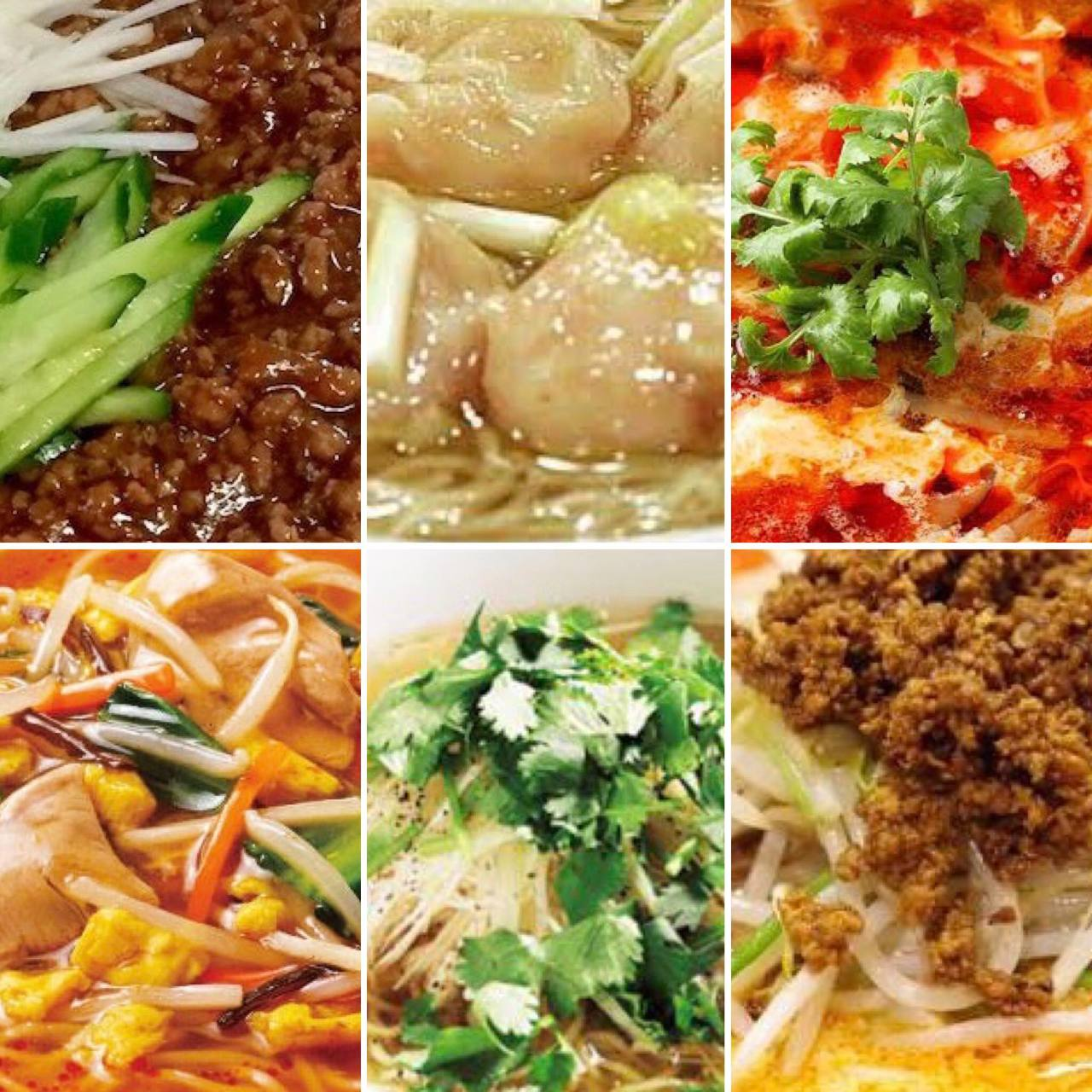 ◆お昼は気軽な麺ランチ♪