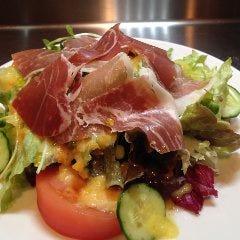 ◆プロシュートとお野菜のサラダ
