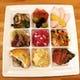 人気の9種類お料理オードブル (前日までの要予約)