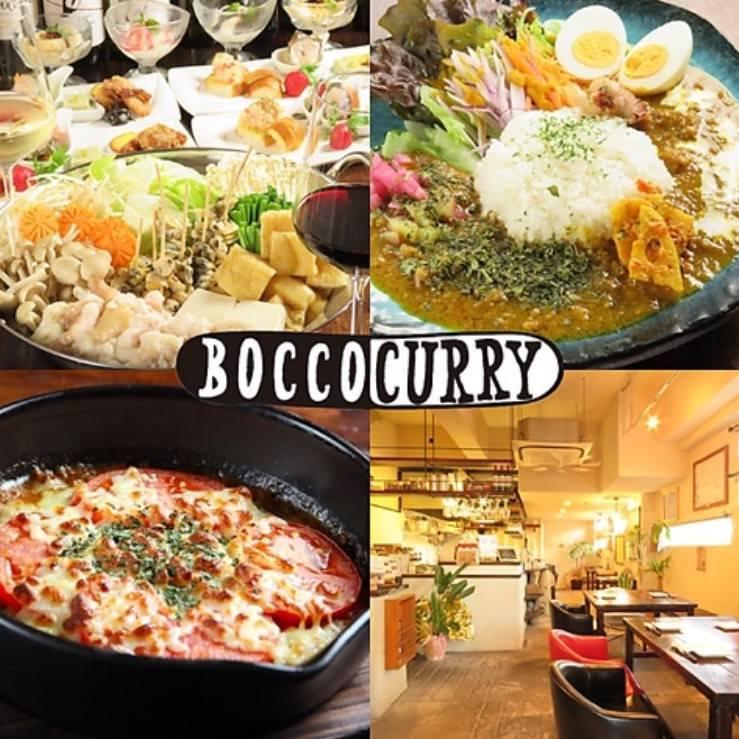 BOCCO CURRY
