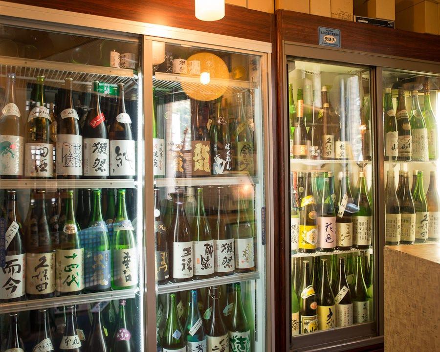 日本酒の種類は100種類以上!!