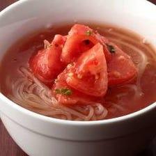 特製トマト冷麺
