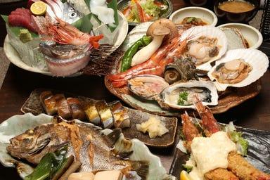 北川水産 海風  コースの画像