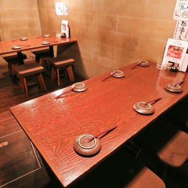 魚魚権 神泉店 店内の画像