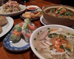 カンボジア料理 アンコールワット  メニューの画像