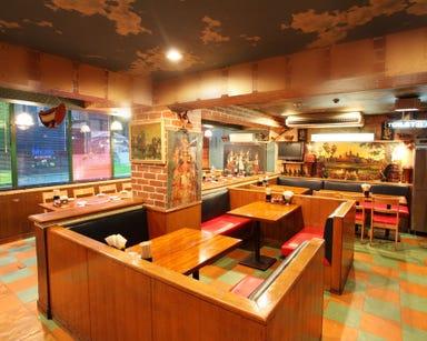 カンボジア料理 アンコールワット  店内の画像