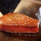 茨城県産常陸牛 サーロインステーキ
