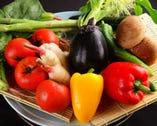 ヘルシーな焼野菜★新鮮な食材は 焼きでも最高です!