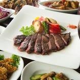 フランスの郷土料理を中心とした絶品ビストロメニュー