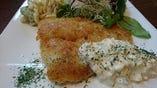 白身魚のカツレツ~特製タルタルソース~