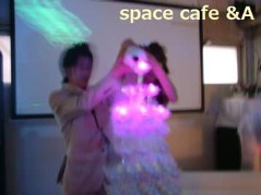Space cafe '&A