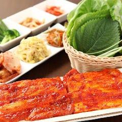 韓国料理 焼肉 韓情 ハンジョン 浦和