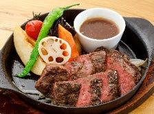 京都産和牛ステーキ