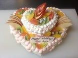 ■パティシエ特製■ 手作りWDケーキ(創作のリクエストOK)