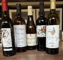 自然派ワインと中国料理