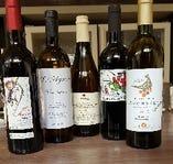 自然派ワインお勧めです。
