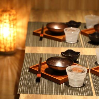 肉寿司としゃぶしゃぶ 個室居酒屋 かわらや 札幌すすきの店 店内の画像